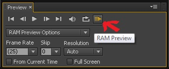 How To Preview In After Effects With Audio Mamoworld