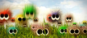 Create Your Own Little Fuzzy Friends from Aetuts+