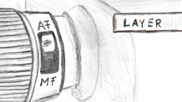 Autofocus on Layers Expression | mamoworld