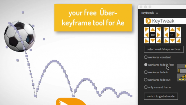 Tutorial Bring your Letters to Life with KeyTweak and the